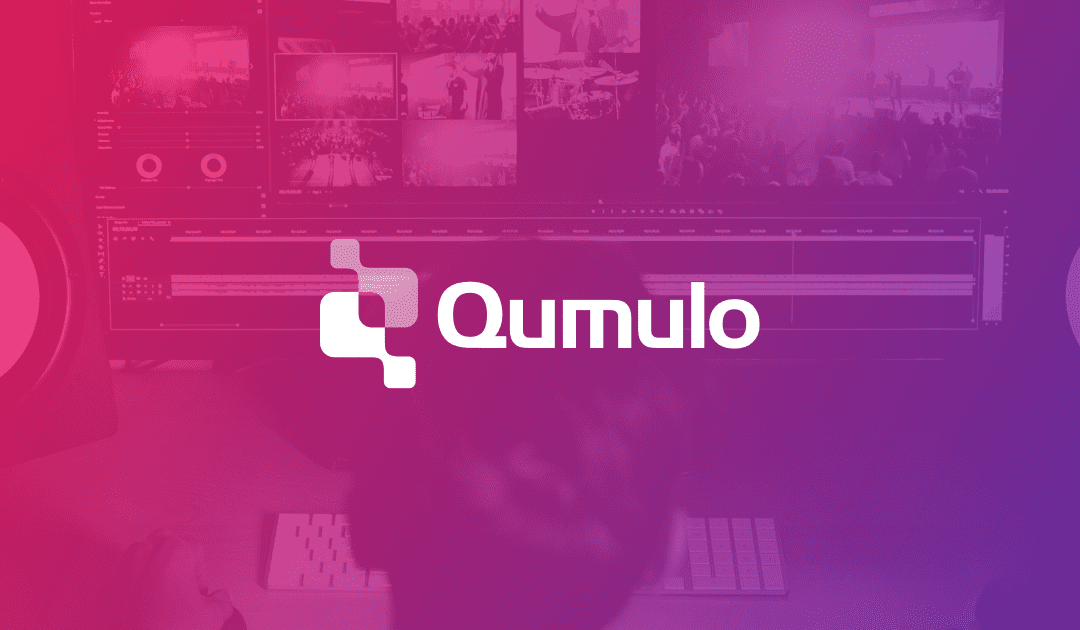Visual effects rendering in the cloud with Qumulo