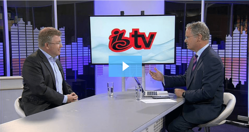 Qumulo VP of Worldwide Sales Eric Scollard talks about QF2 at IBC 2017