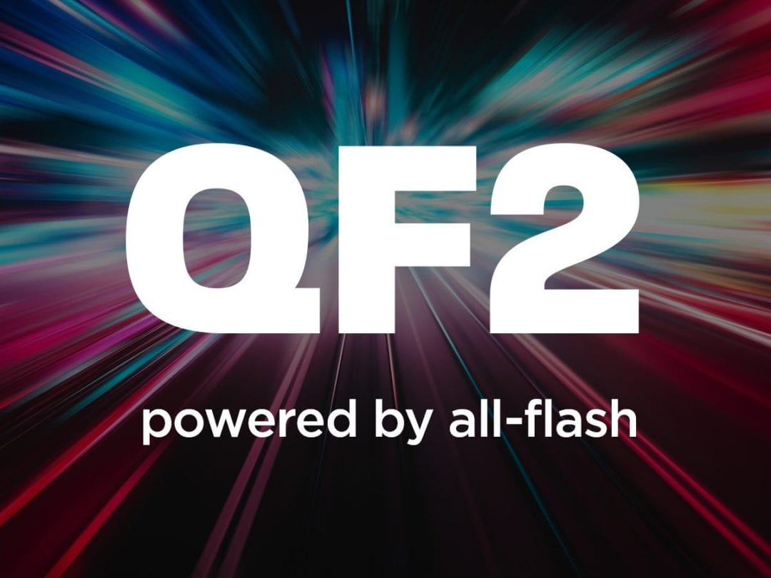 Why software is the secret sauce for all-flash performance