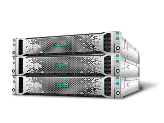 high-capacity file storage for HPE