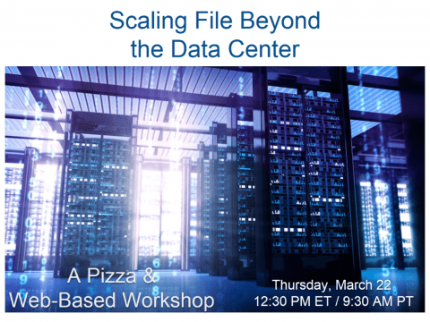 Scaling File Beyond the Data Center
