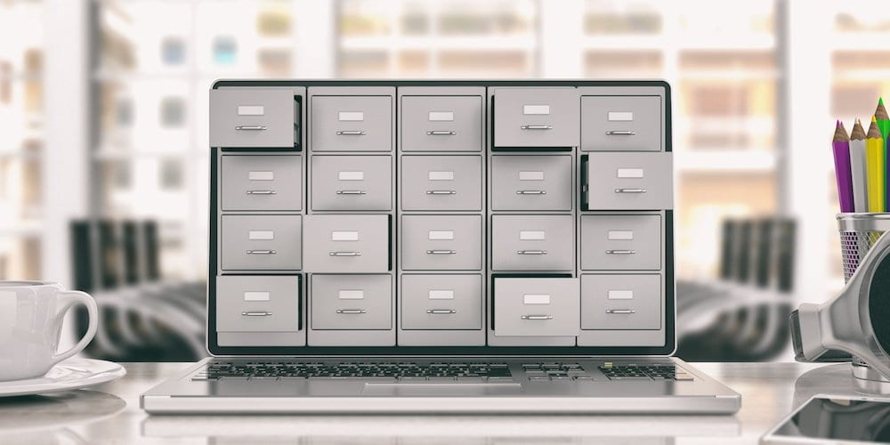 What do we mean by highly scalable file storage?