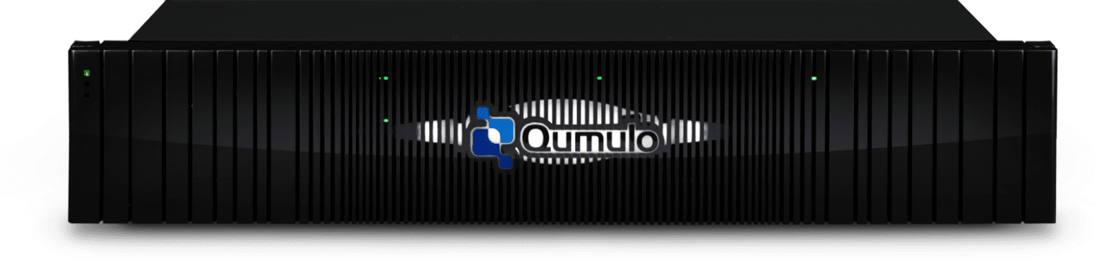 all-flash storage solutions from Qumulo, for high performance computing and video editing