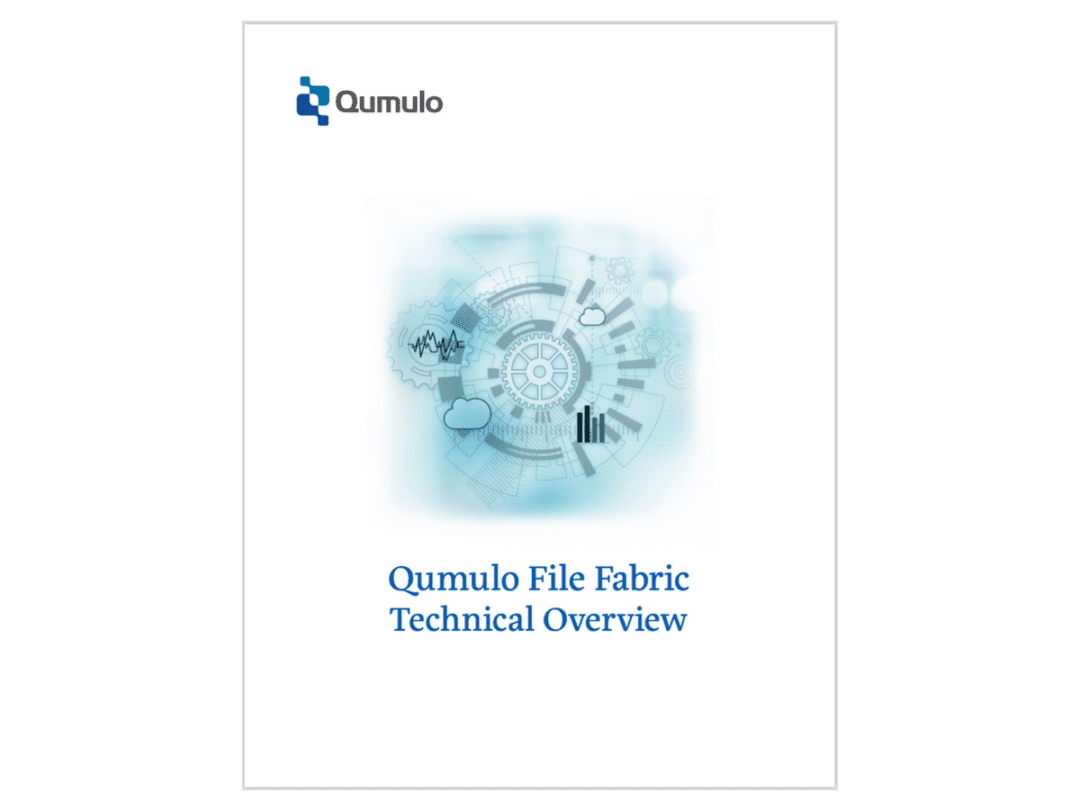 Qumulo File Fabric Technical Overview