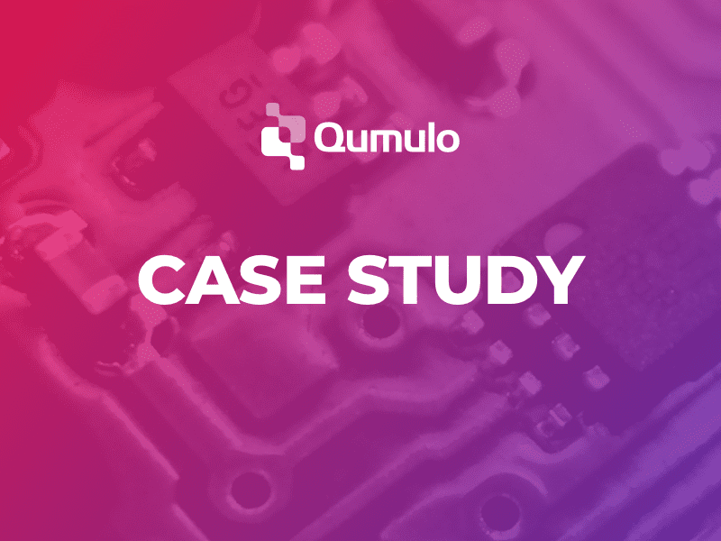 Atomic Fiction Leverages Qumulo File Fabric (QF2) to Meet Rapidly Escalating I/O and Capacity Demands