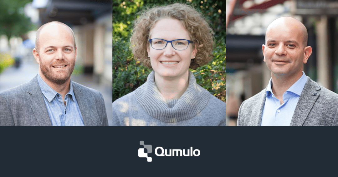 Qumulo Announces Key Promotions to Support Continued Global Expansion and Customer Demand for Hybrid Cloud File Storage