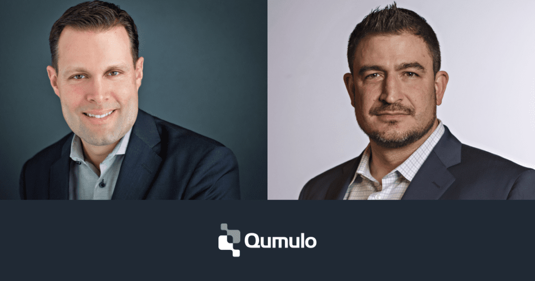 Qumulo Bolsters Senior Management Team with Business Development and Demand Generation Veterans