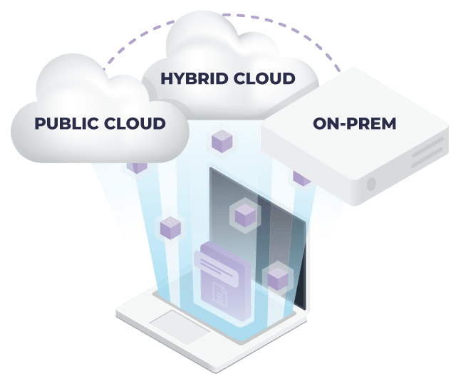 hybrid cloud file storage - scale-out nas for the cloud