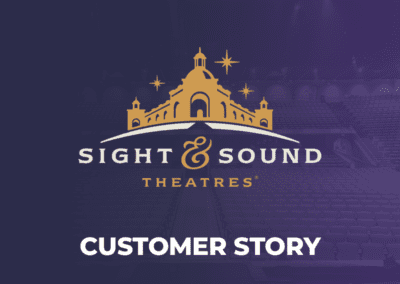 Sight & Sound Theatres Finds Reliable, Scalable and Secure File Storage with Qumulo