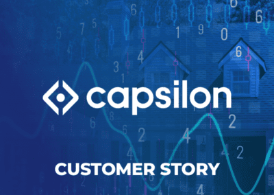 For Capsilon, Simple Storage Offers a Path to Seamless Innovation.