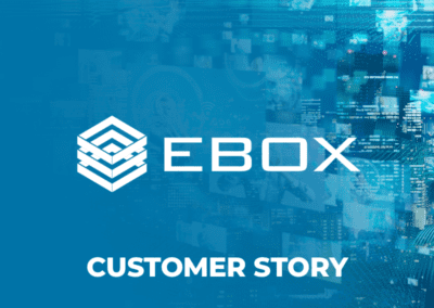 Helping EBOX Grow its EBOX TV Service with High-Performance, Scalable File Storage