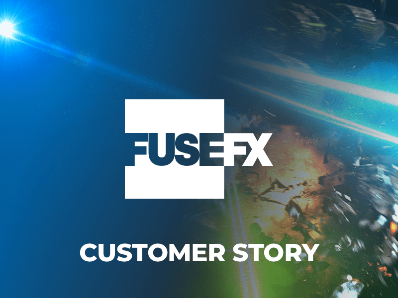 FuseFX's Journey to the Hybrid Cloud with Qumulo
