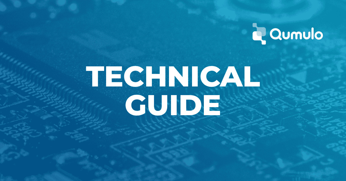 technical guide for qumulo's file system