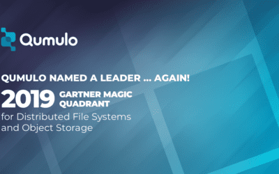 Qumulo is Recognized as a Gartner Magic Quadrant Leader…Again!