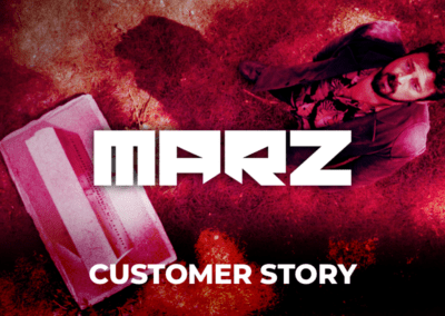 For MARZ, storage innovation enables high performance rendering & scalable capacity