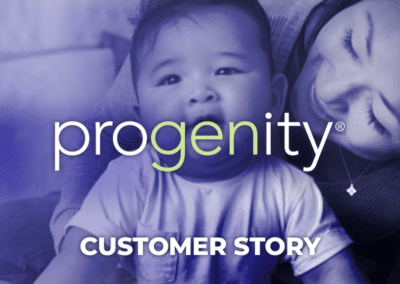 Biotech company Progenity uses Qumulo to house billions of genetic files.