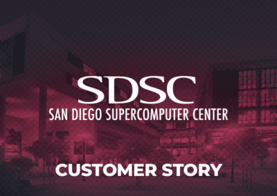 The San Diego Supercomputer Center Supersizes Advanced Storage With Qumulo