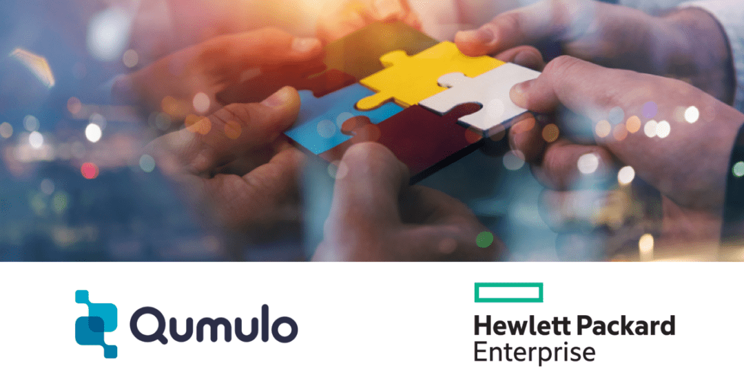 Qumulo Expands Portfolio on HPE Apollo Gen10, Making Unified Hybrid Cloud Unstructured Data Storage and Real-time Insights A Reality