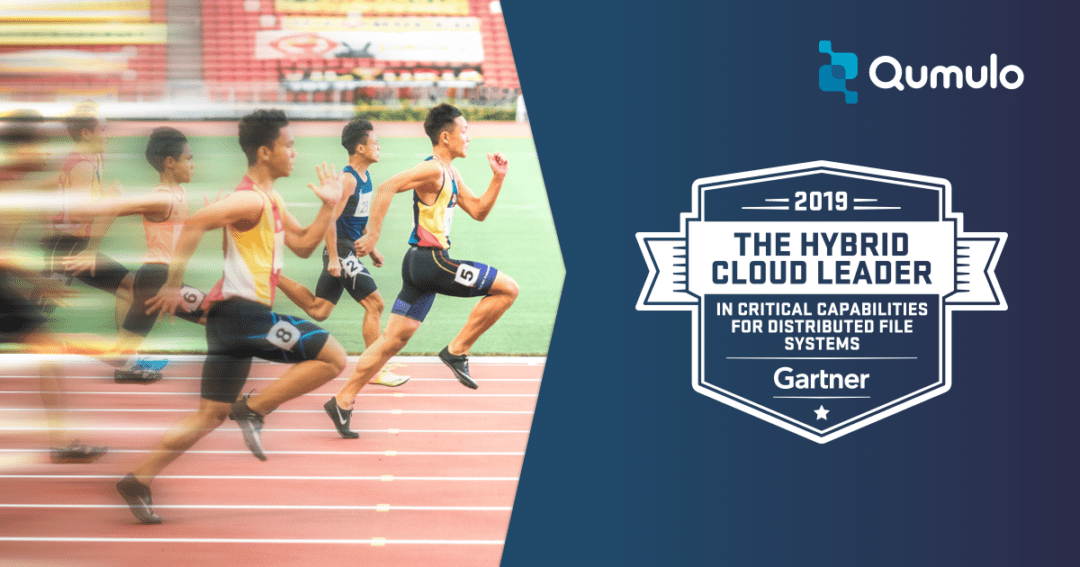 Qumulo File Storage Ranks #1 in Hybrid Cloud Storage Use Case in Gartner 2019 Critical Capabilities for Distributed File Systems Report