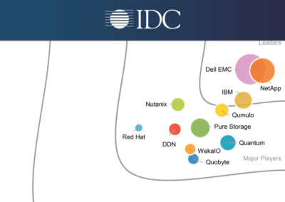 IDC MarketScape Worldwide File-Based Storage 2019 Vendor Assessment