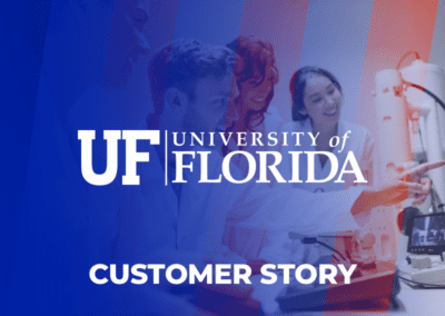 The University of Florida gains insights into research computing data with Qumulo