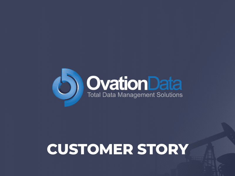 OvationData Selects Qumulo to Provide Storage-as-a-Service Platform for Oil & Gas Users