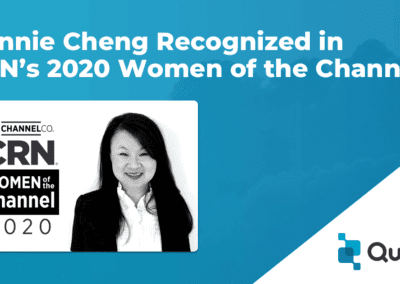 Qumulo's Connie Cheng Recognized in CRN's 2020 Women of the Channel