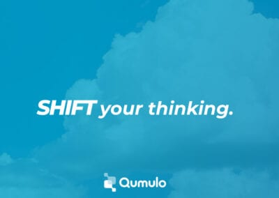 Shift your thinking! Unlock Your Data from the Constraints of Location or Storage Platform