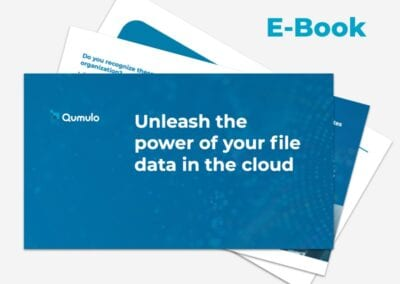 Unleash the power of your file data in the cloud