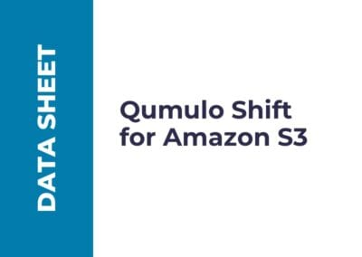 Shift pour Amazon S3
