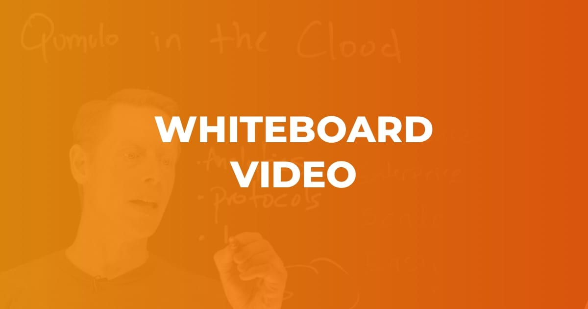 whiteboard video - the power of file storage in the cloud