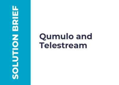 Partner Solution Brief: Telestream