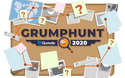 Grumphunt 2020: Qumulo Keeps Tradition Alive With Virtual Scavenger Hunt