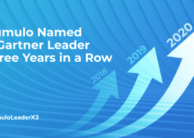 Qumulo Named a Third-Time Leader in Gartner Magic Quadrant for Distributed File Systems and Object Storage