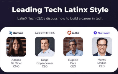 Resilience and Finding Your Super Power: Leading Tech Latinx Style