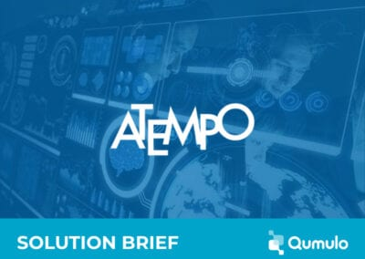 Migrate and Upgrade Your File Data Platform with Qumulo and Atempo