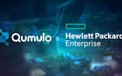 Qumulo and HPE Expand Partnership to Deliver the Next Generation of Performance and Simplicity to File Data Environments