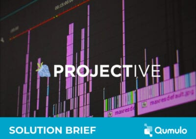 Qumulo and Projective.IO Strawberry PAM