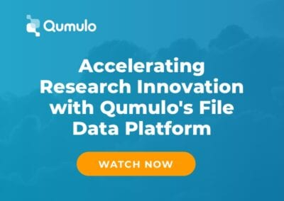 Accelerating Research Innovation with Qumulo's File Data Platform