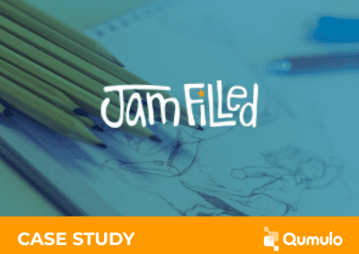 Jam Filled Entertainment Accelerates Innovation, Collaboration and Creativity with Qumulo