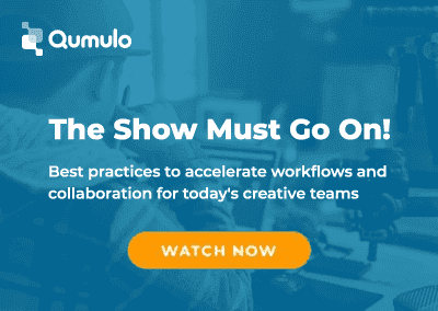 Panel: LEAP, Boxer and Qumulo on optimizing distributed creative workflows