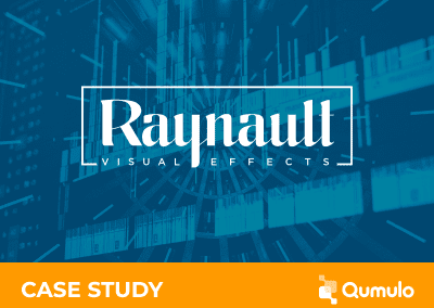 Raynault VFX Builds Ultra-Fast Cloud Render Farm with AWS and Qumulo