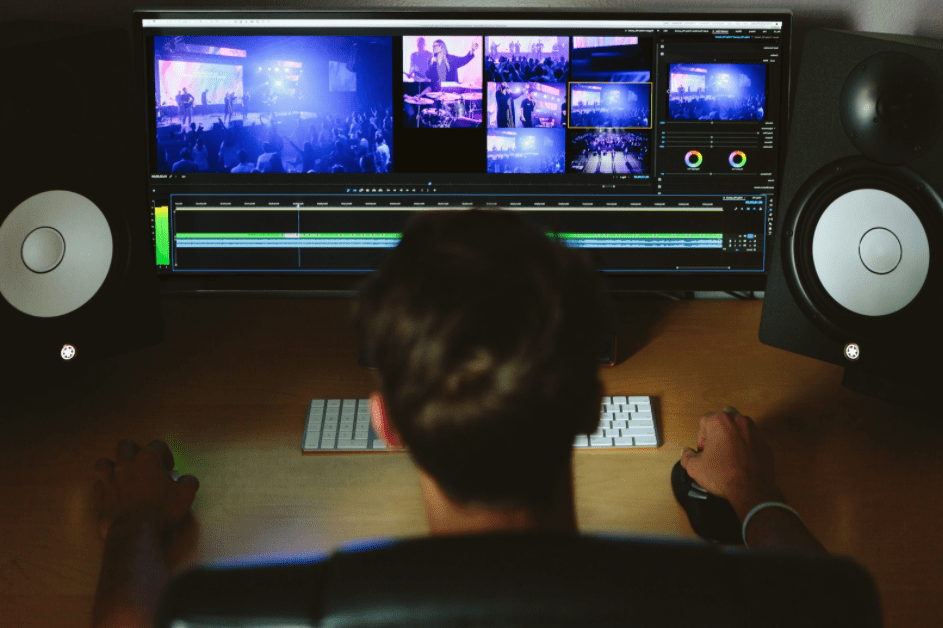 post production editing in the cloud