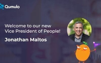 Welcome Jonathan Maltos, VP of People, Leading the Charge