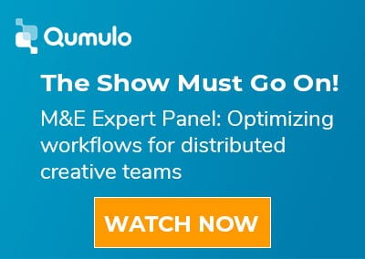 Learn with our M&E Expert Panel about optimizing workflows for distributed creative teams.