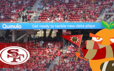 Data Storage Game Changer: 49ers Choose Qumulo for Safety & Security