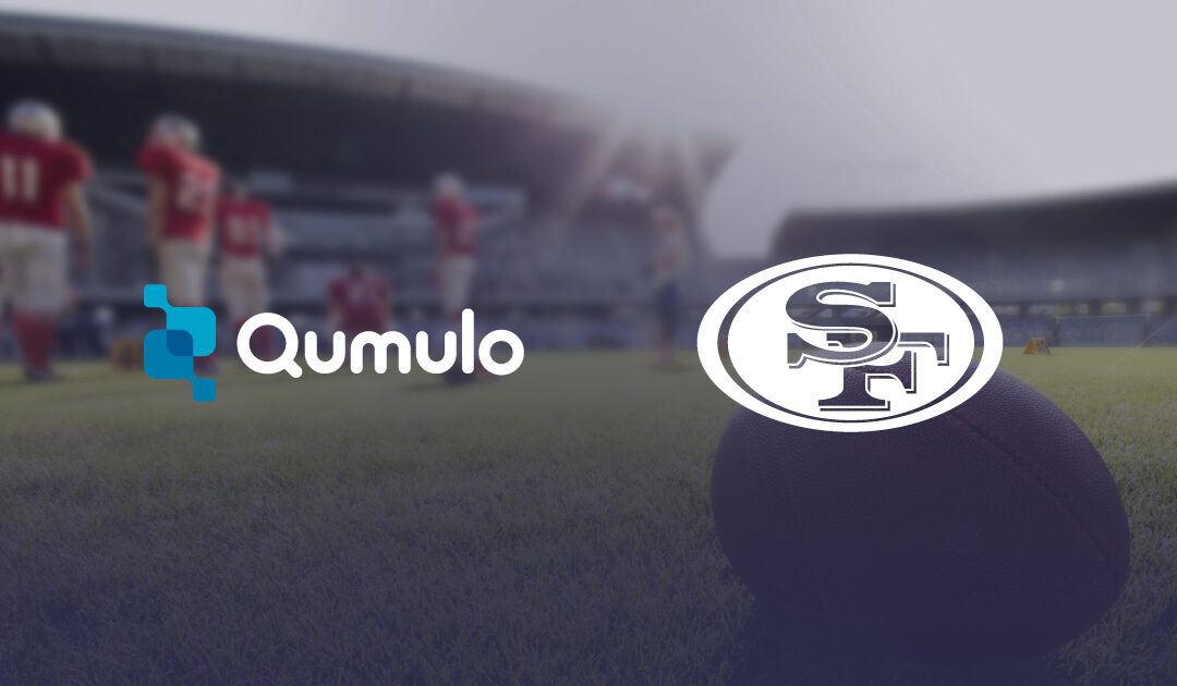 San Francisco 49ers Partner with Qumulo As New Data Storage Provider